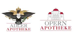 Logo Adlerapotheke Opernapotheke