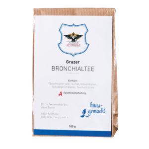Grazer Bronchialtee gegen ronchitis