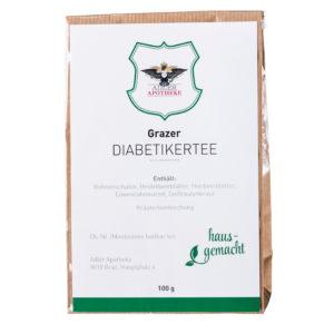 Grazer Diabetikertee natürliche Unterstützung bei Diabetes