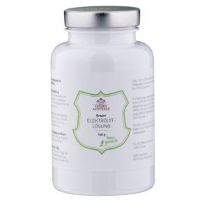 Grazer Elektrolytlösung für Elektrolyte im Körper
