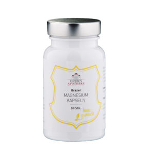 Grazer Magnesium Kapseln gegen Magnesiu