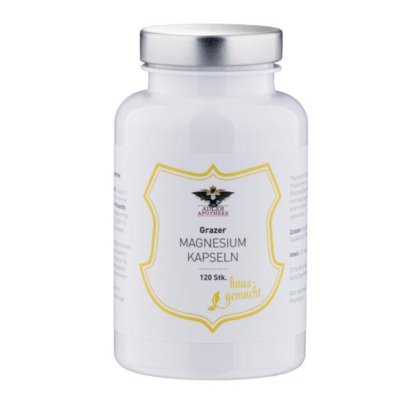 Grazer Magnesium Kapseln gegen MAgnesiummangel