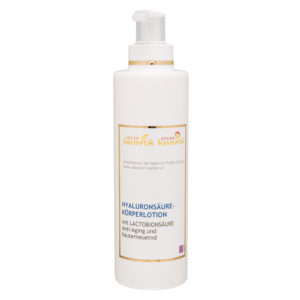 Bodylotion NFK Hyaluron-Körperlotion